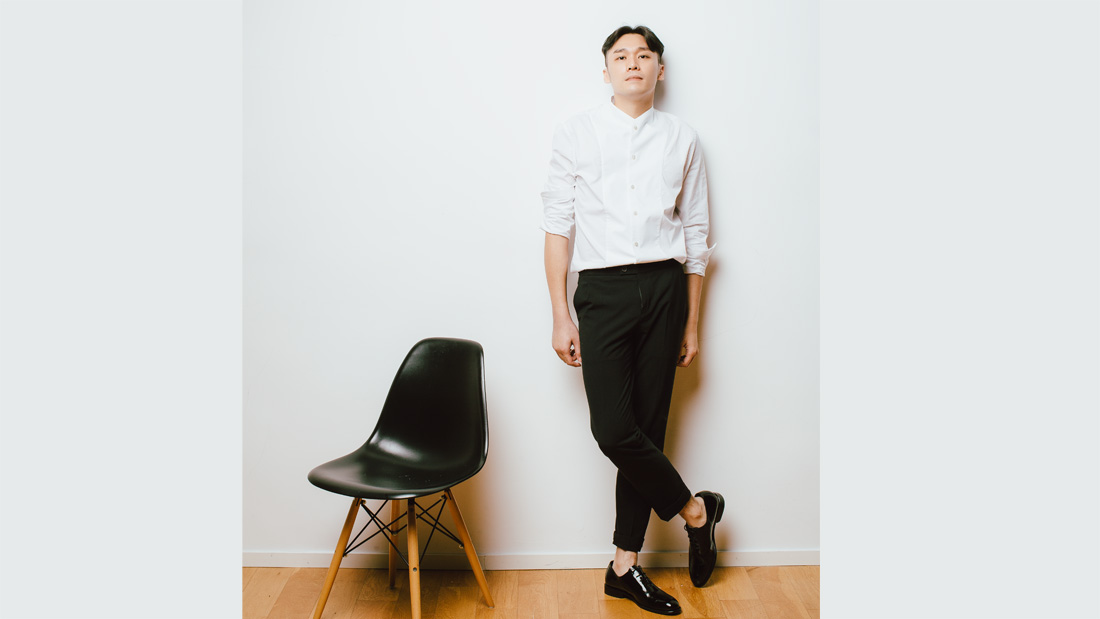 有兩個身分我沒有否認過:一是寫詩、一是同志-專訪香港詩人黃裕邦