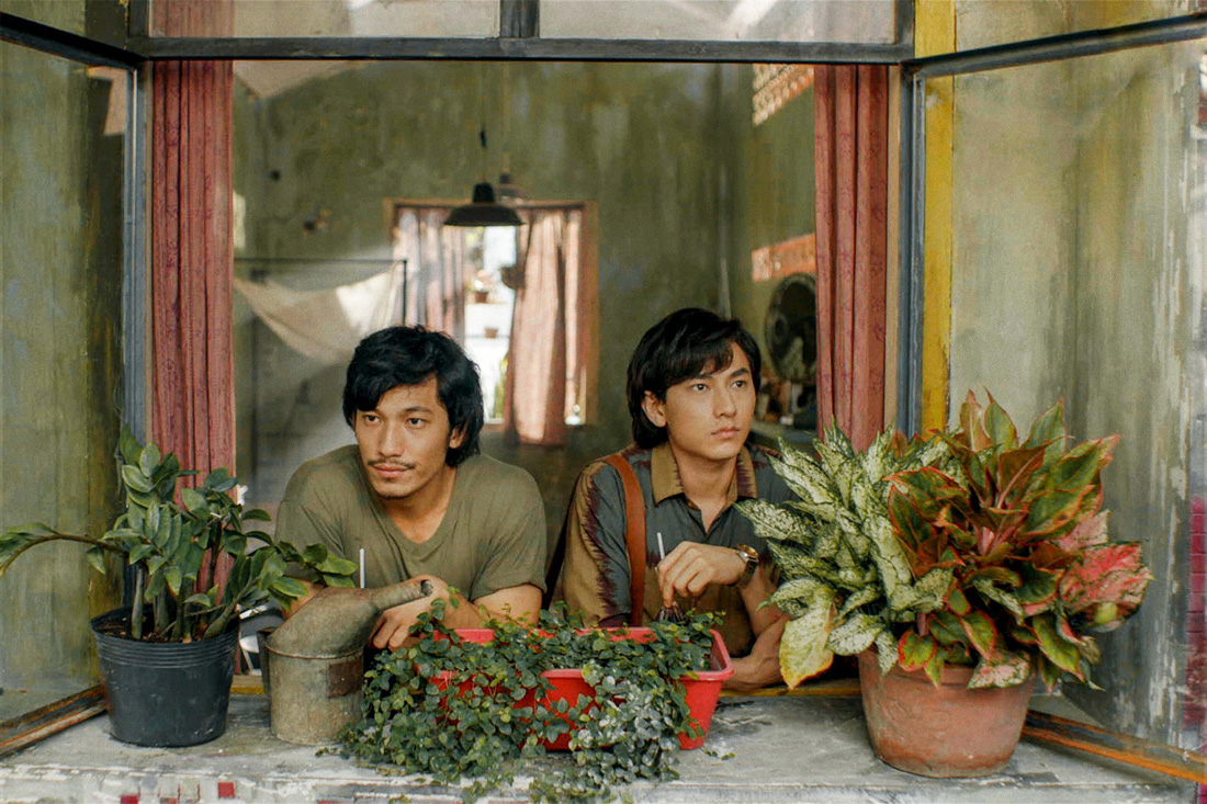 越南當紅偶像飾演愛上黑道越劇小生,絕美扮相宛若《霸王別姬》哥哥再現