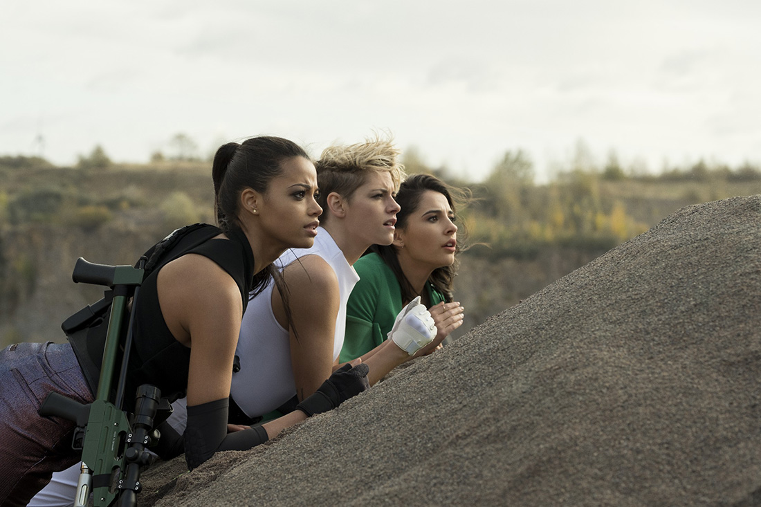 克莉絲汀史都華領軍,《霹靂嬌娃》幕前幕後女力全開