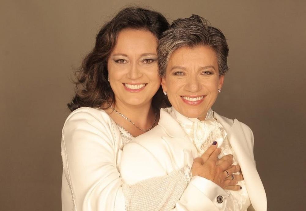 迎向人生最幸福的時刻!哥倫比亞史上首位女同志市長大秀甜蜜婚照