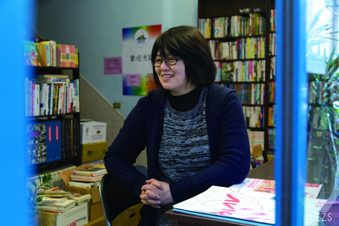 依循邱妙津的指引學習-專訪瑯嬛書屋店長米亞