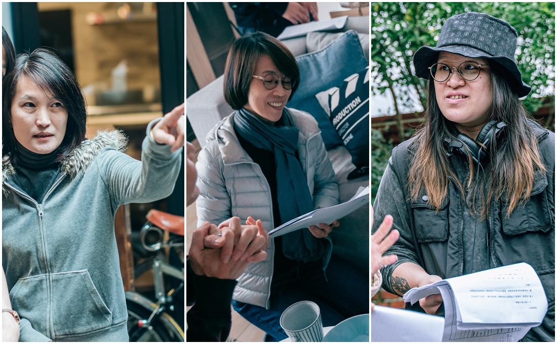 她/他們的幸福,交由你決定-專訪「幸福五部曲」周美玲、陳怡妤、Adiamond Lee導演