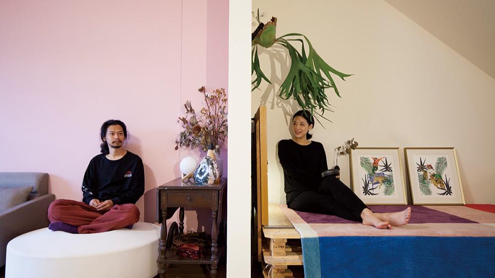 我家就是你家 性別友善旅宿(二):宜蘭礁溪/01+
