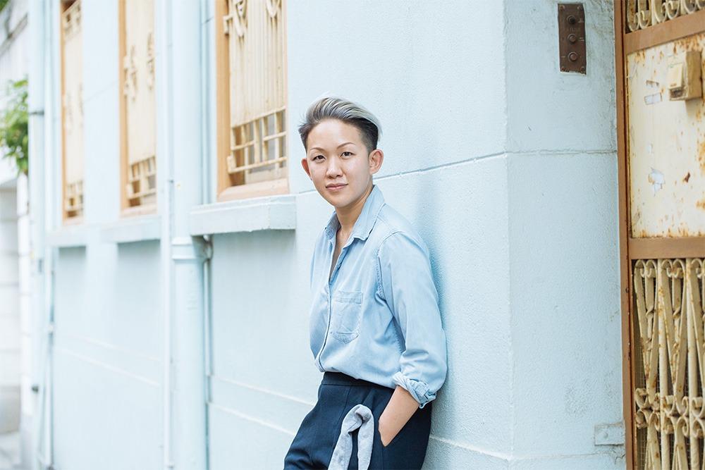 天真的叛逆—亞洲最佳女廚 May Chow