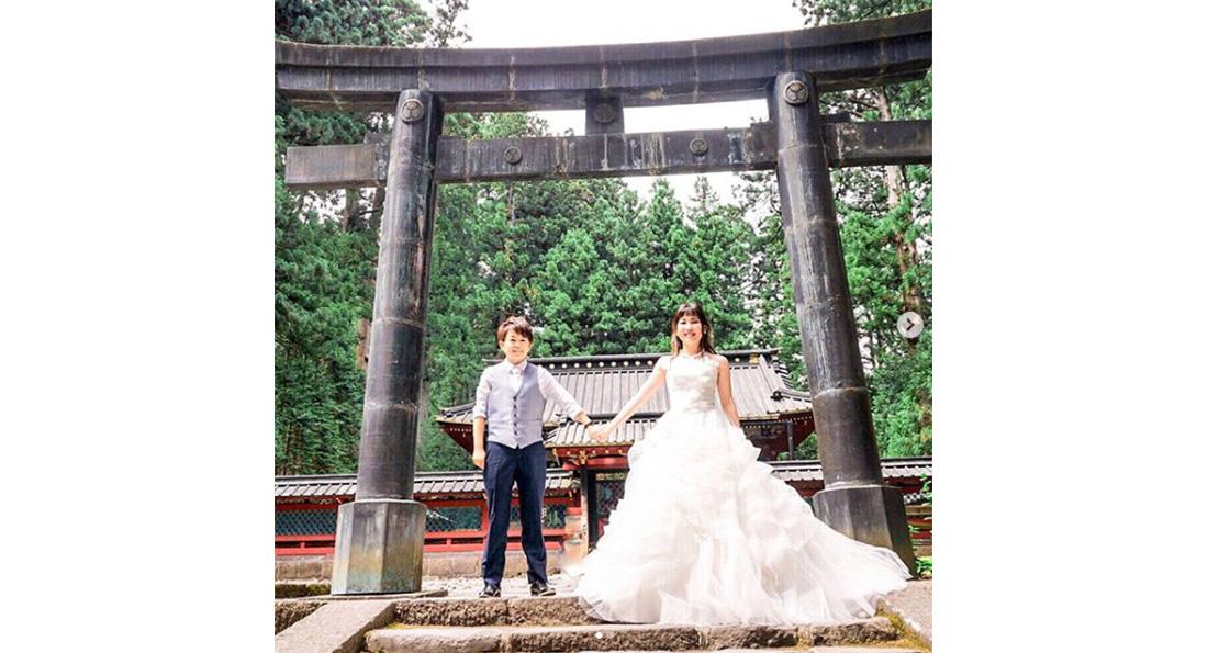 26回結婚式:日本拉拉情侶環遊同婚合法國拍婚紗 台灣也在內