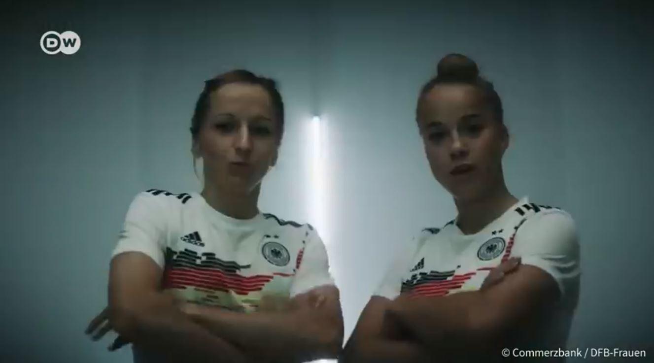 德國女足:我們較量的不僅僅是對手,更是偏見