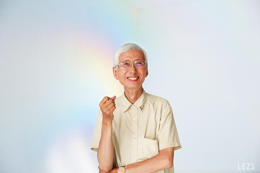 《LEZS》見證台灣同婚,專訪平權鬥士 呂欣潔X祁家威X許秀雯 跨越彩虹用愛走向未來