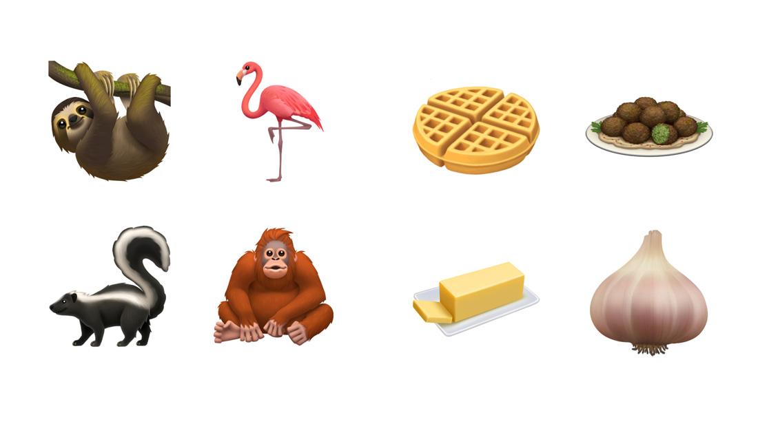 打破性別種族框架,蘋果推出全新表情符號