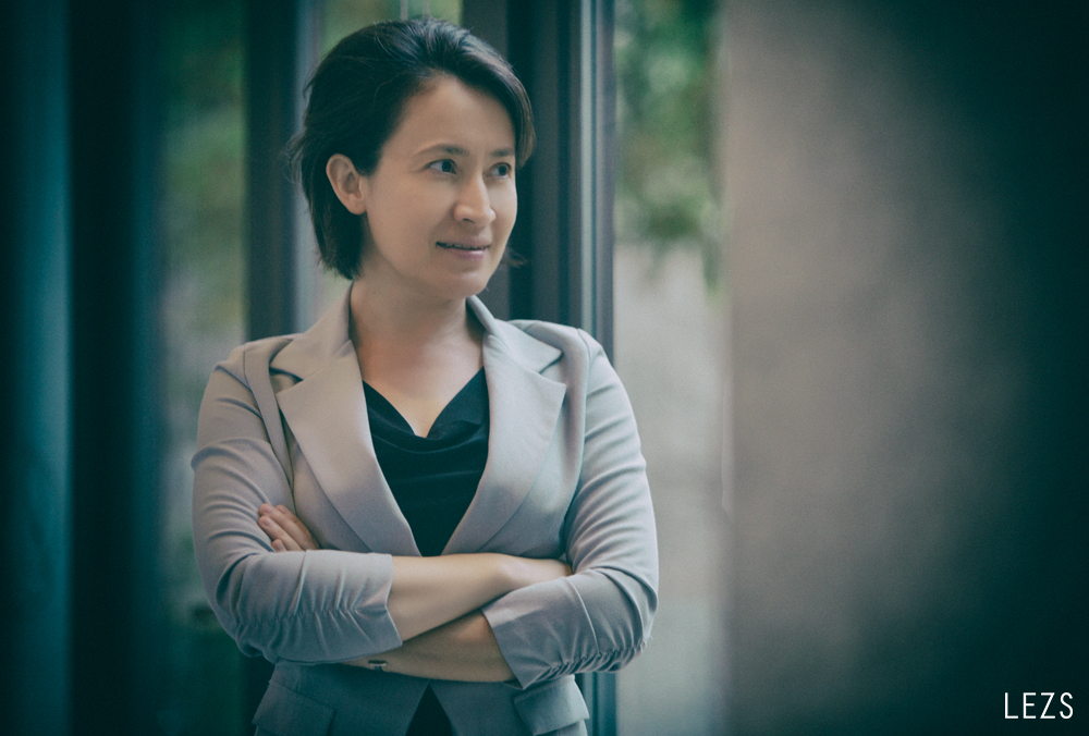 台灣婚姻平權先鋒—蕭美琴