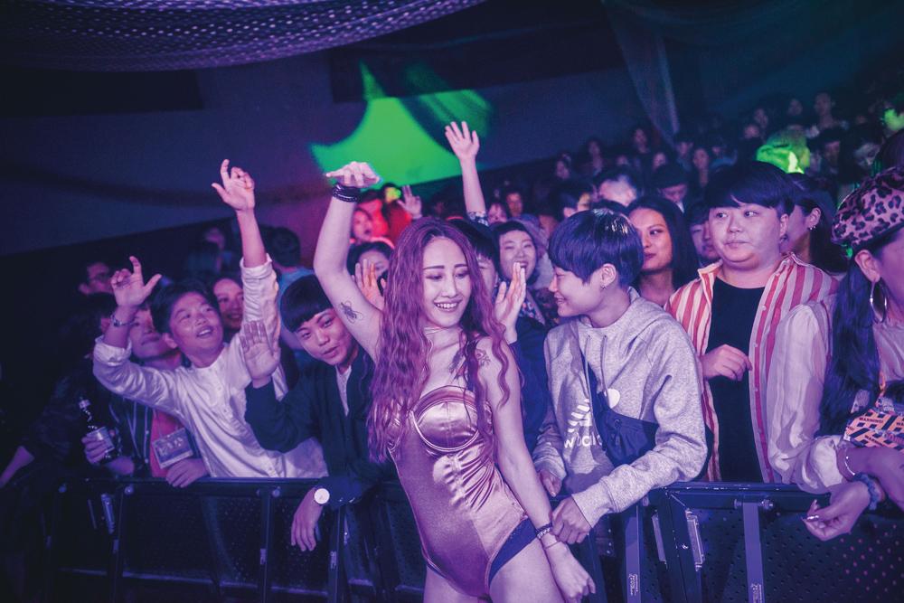 2018 Lez's meeting 女人國派對直擊