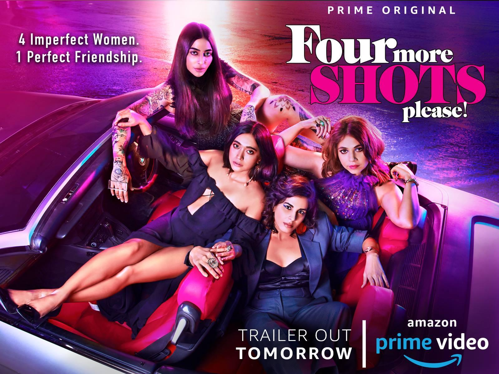 印度版《慾望城市》出現女女戀,健身教練與女明星大談地下情