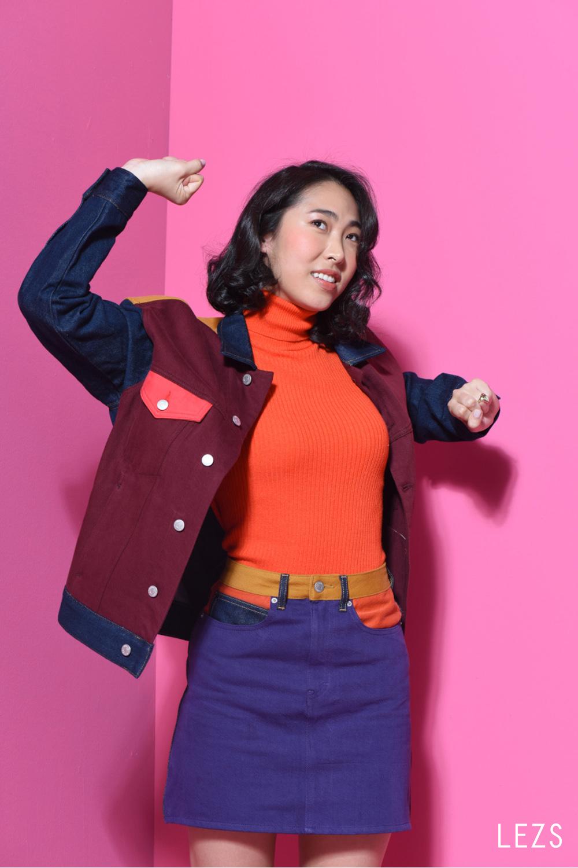 創作女英雄—王若琳