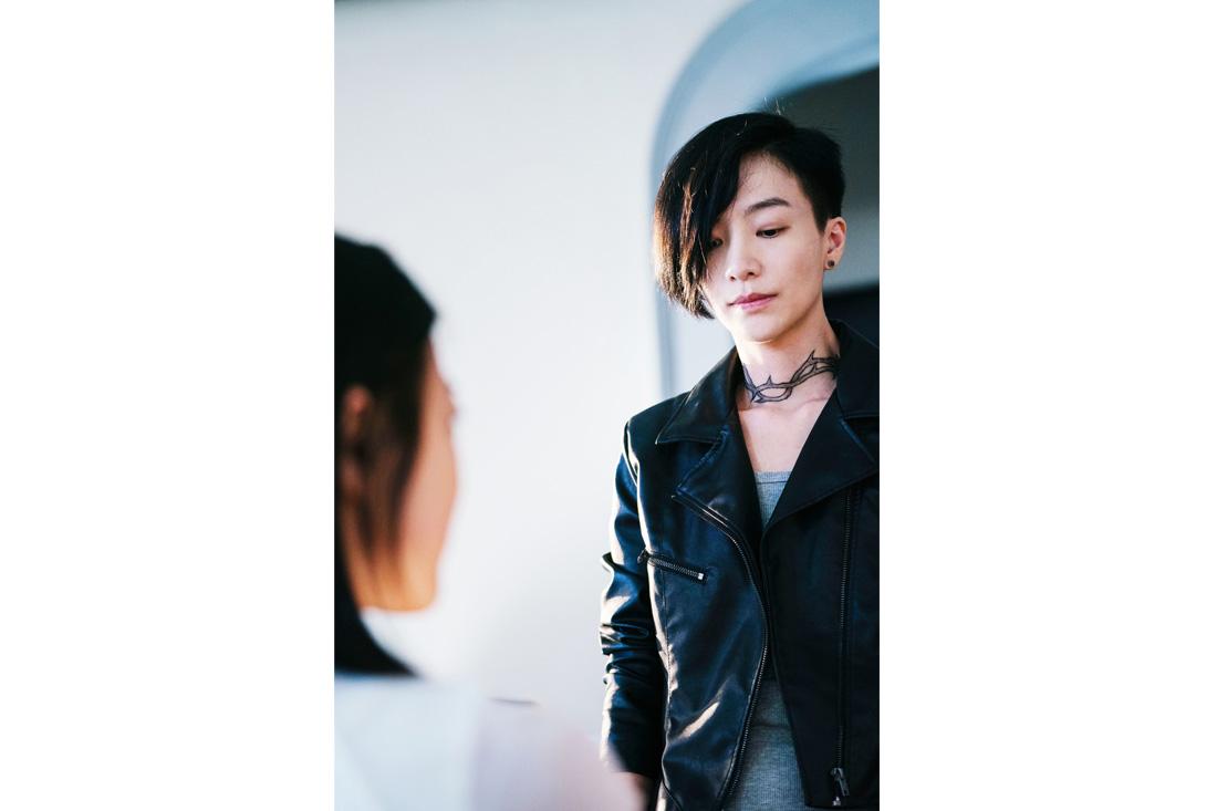 準影后陽靚首度扮演女同志,《愛情殺人紀事》挑戰超尺度女女床戲