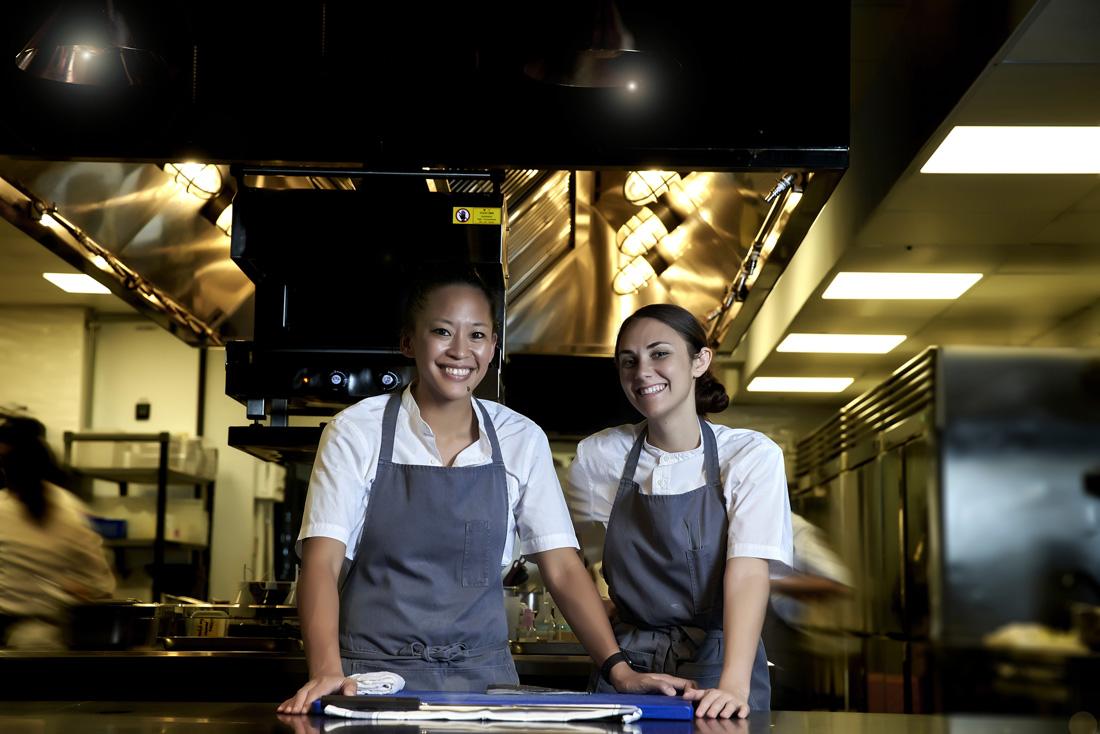 廚藝界明日之星,女同志Couple主廚來台獻藝,Chefs Club Taipei食欲之秋帶來味蕾驚奇