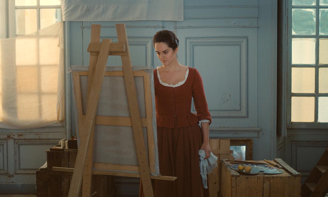 女畫家與富家小姐的禁忌之戀,《燃燒女子的畫像》拿下酷兒金棕櫚獎!