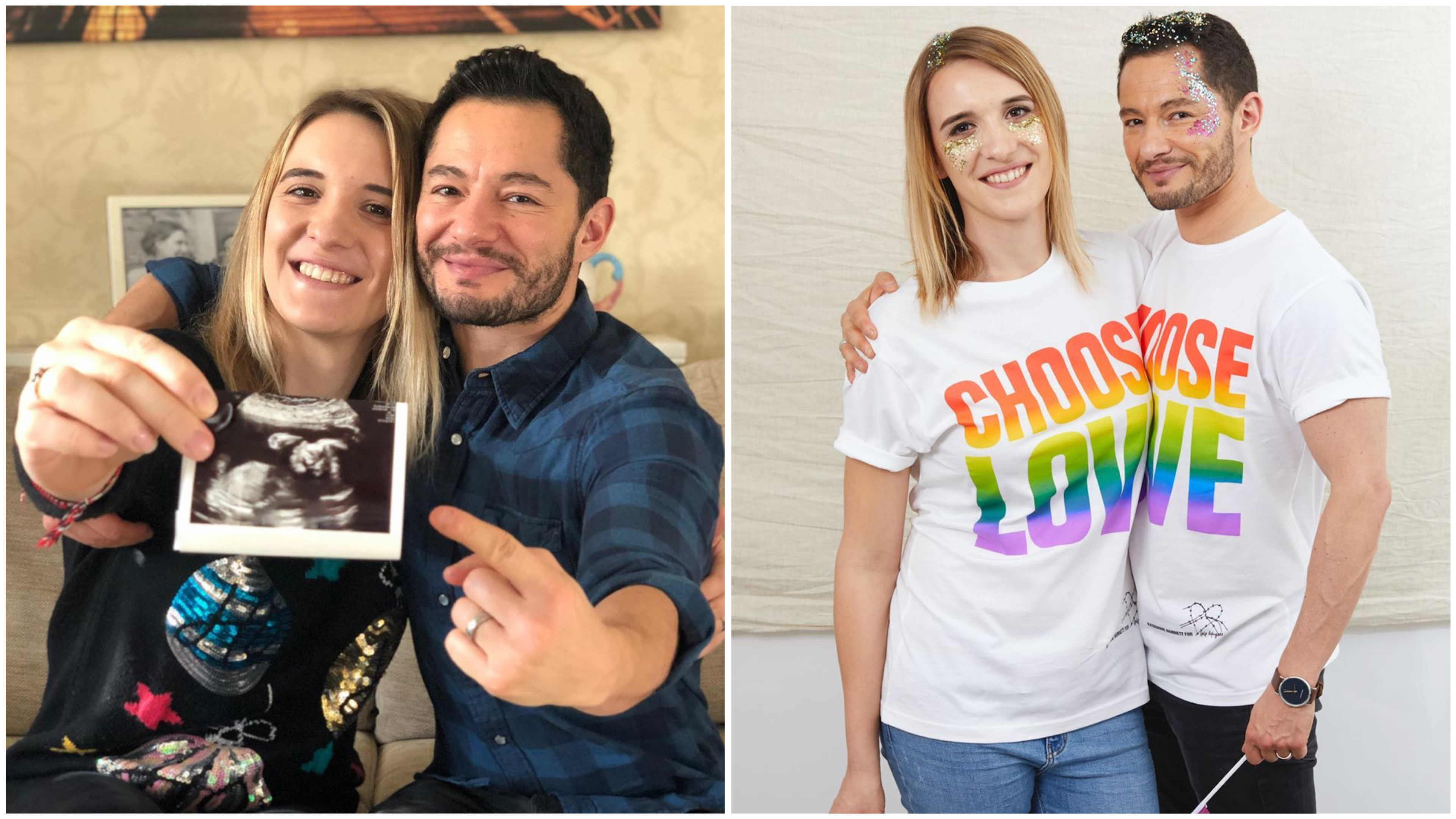 英國首對跨性別父母,寶寶即將出生!