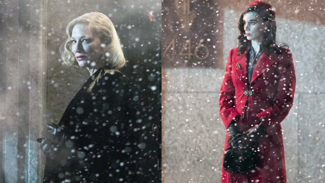 凱特布蘭琪與魯妮瑪拉新片重聚,粉絲興奮腦補:卡蘿真的跟特芮絲在一起了!