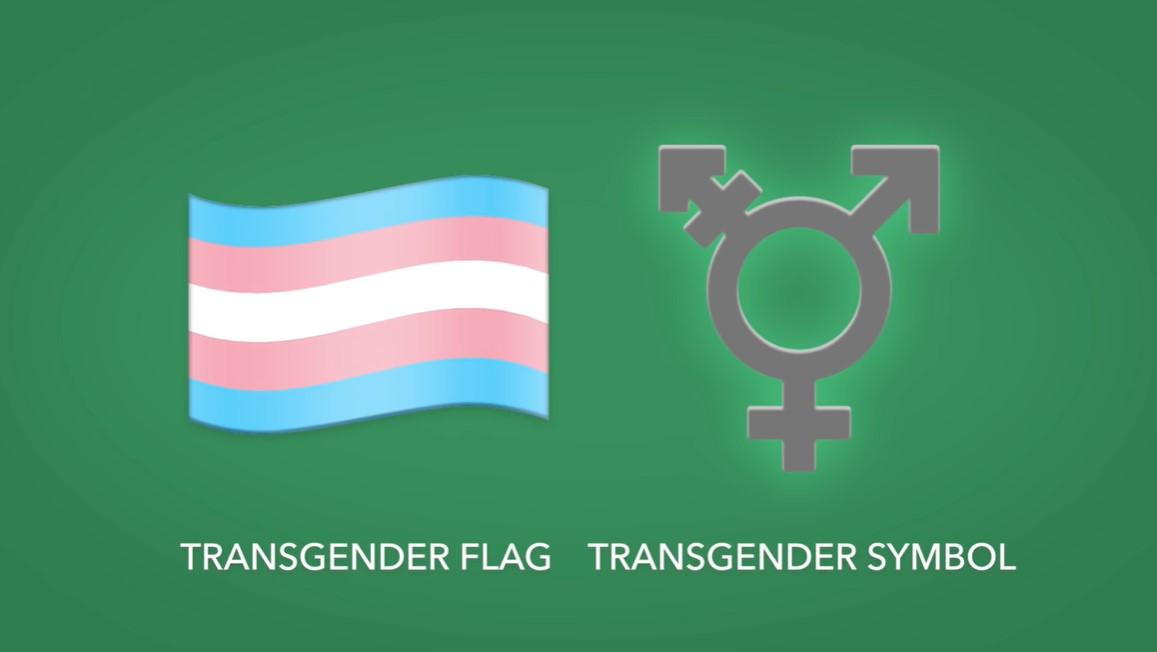 跨性別終於有自己的表情符號(emoji)了,而且一次兩個!
