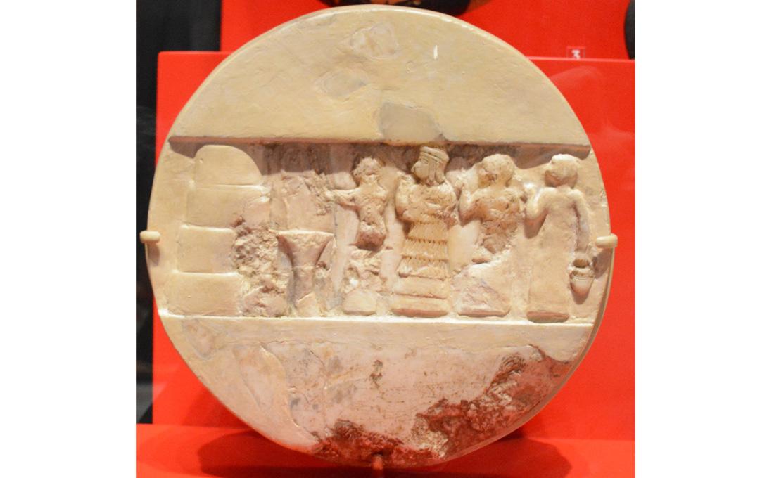第一位女同志詩人,四千多年前,她把她全部的愛都給了女神!