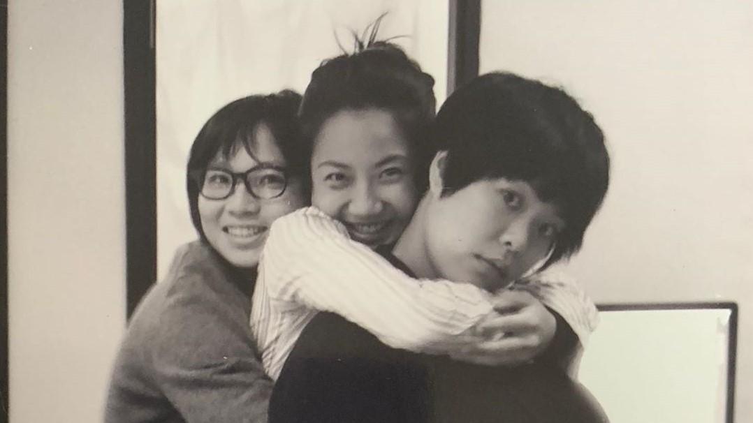 盧凱彤、余靜萍與林二汶昔日情人與好友一同獲獎,舊照惹哭眾網友