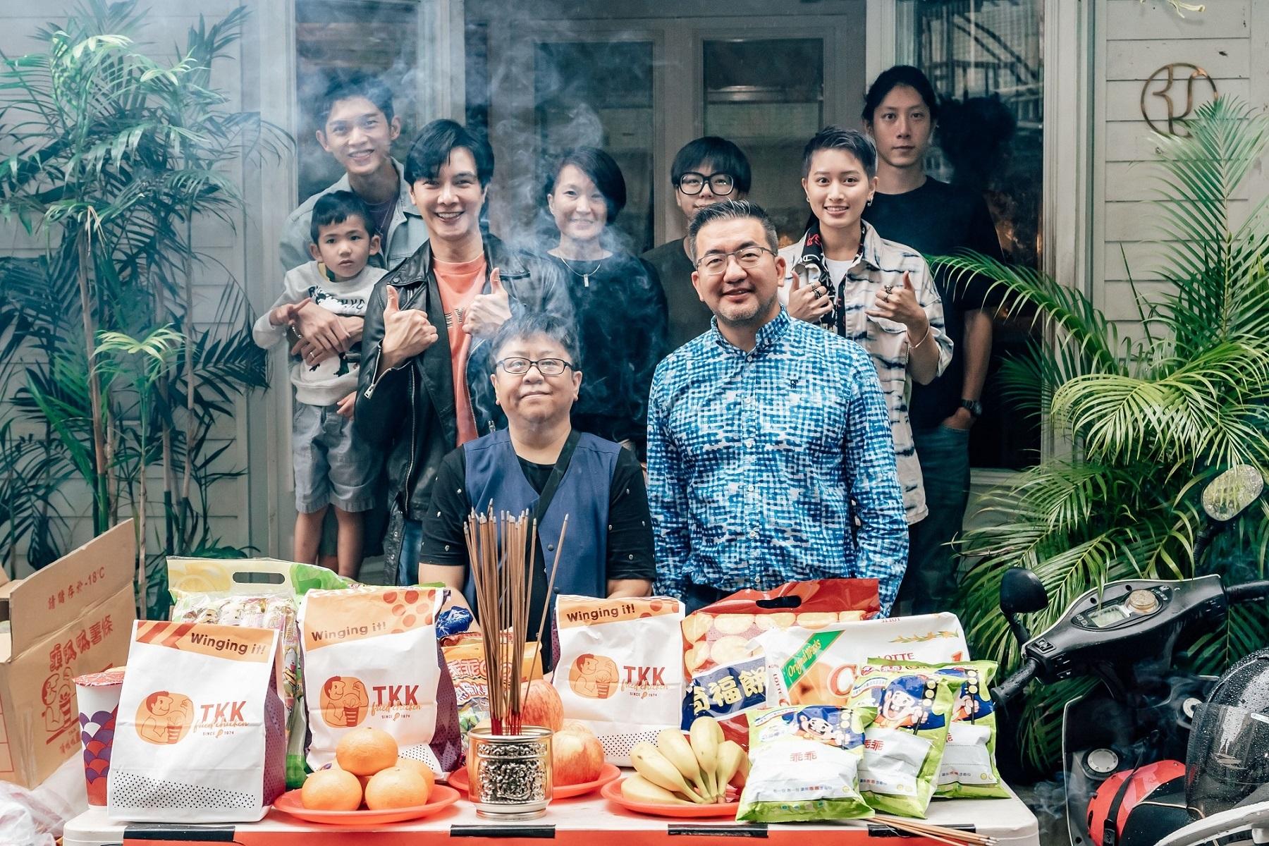 台灣第一部同志家庭網路劇《酷蓋爸爸》,謝佳見首度出演同志角色