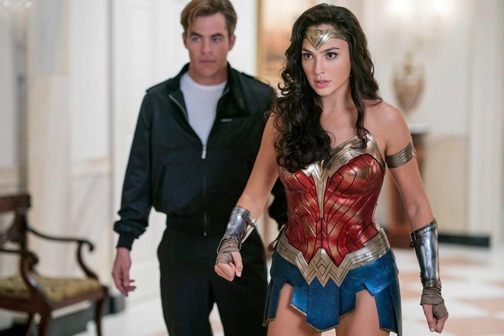 神力女超人回來啦!《神力女超人1984》全新反派女角色「豹女」首度登場