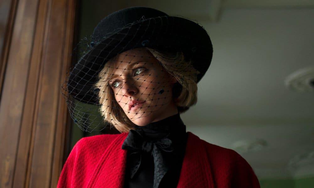 克莉絲汀‧史都華完美復刻黛安娜王妃,劇照釋出質疑酸民全閉嘴