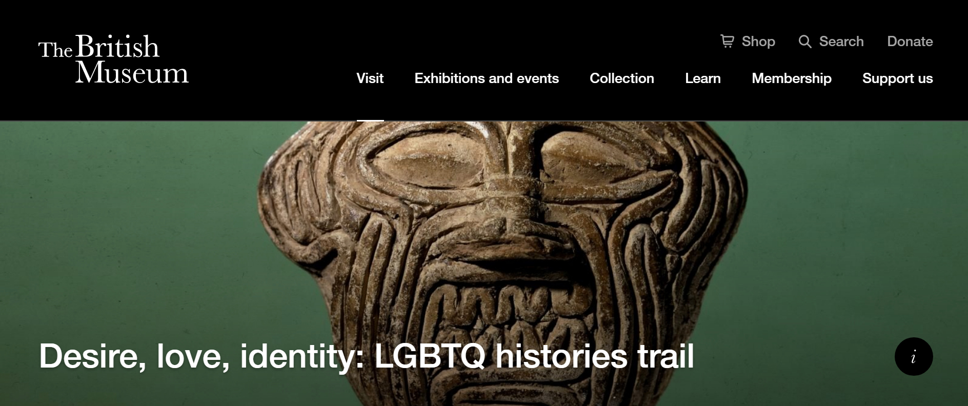大英博物館的彩虹之旅:探索展品背後的同志愛欲 (上)