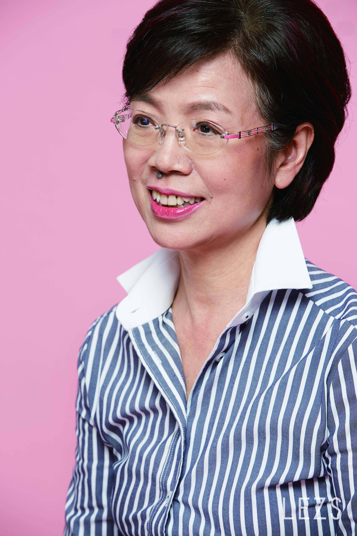 專訪尤美女:媽媽從來不會說男生就要讀書,女生就要做家事。