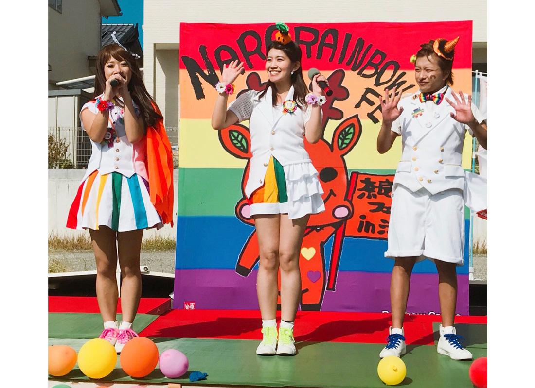 日本女孩打造LGBT偶像團體,「NSM Plus」 許下彩虹色的幸福心願