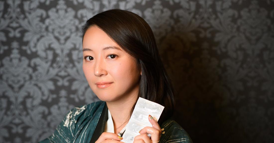 一次網羅浮世繪中的女女情愛,日本出櫃女藝人牧村朝子展開募資計畫