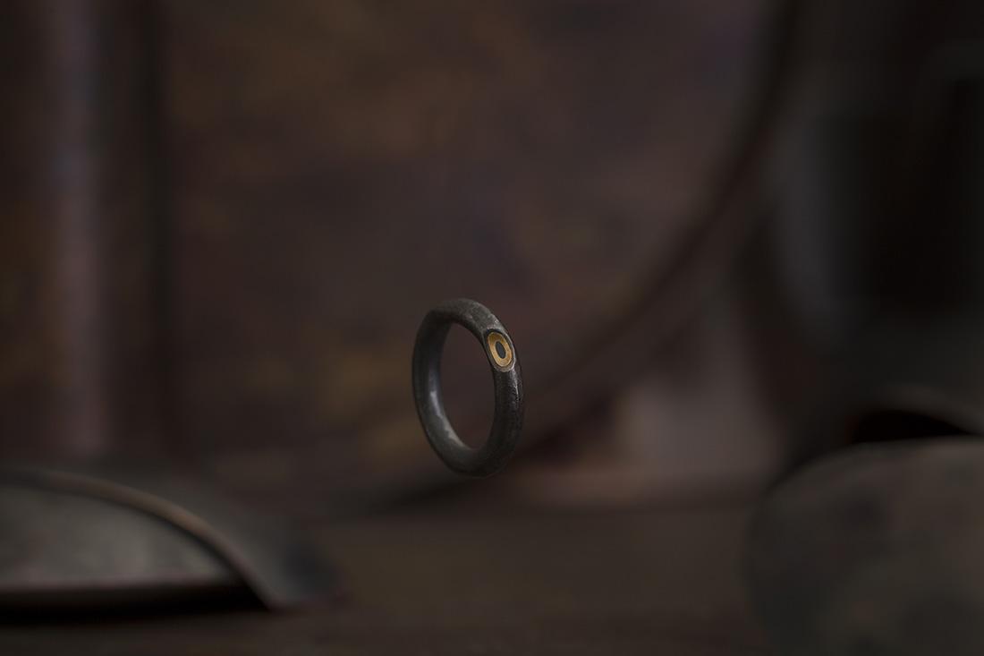 Intzuition以覺學 逆物論戒指