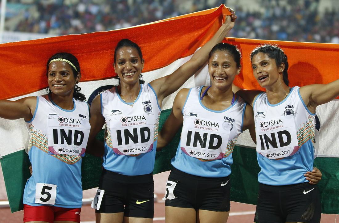 史上第一!印度女子短跑名將出櫃:「在未來,我將與她成家。」
