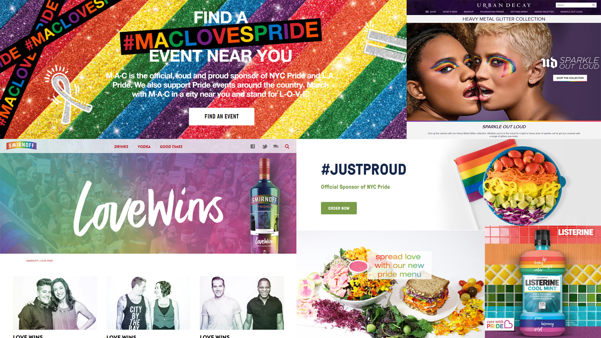 他們都挺LGBTQ!與「彩虹品牌」一起慶祝同志驕傲月