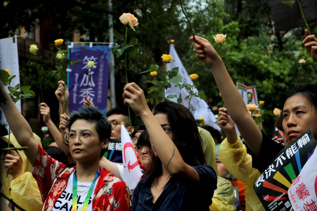 亞洲第一!「國際不再恐同日」台灣通過同婚專法,寫下平權里程碑