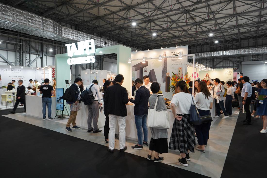 臺灣設計師美感前進東京設計商品展,以覺學逆物論驚豔日本