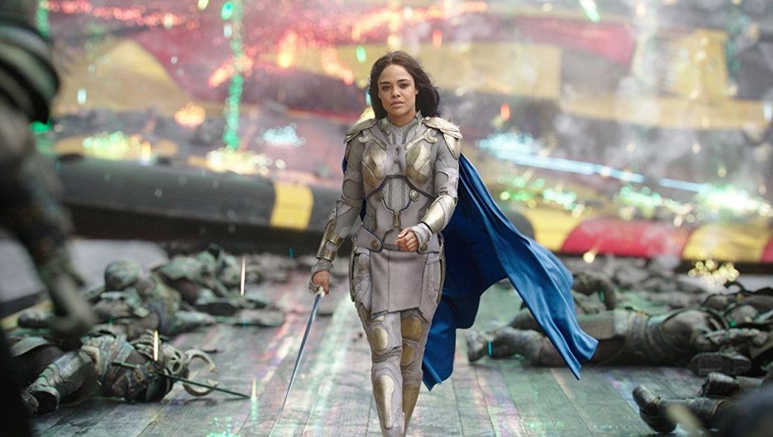 漫威首位女同英雄,女武神Valkyrie霸氣出櫃