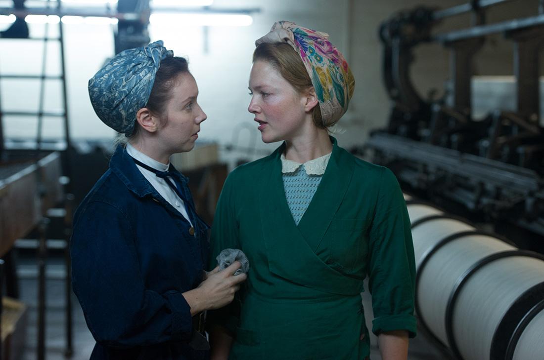 《蜜‧密》酷兒影展搶先上映,安娜派昆深情演繹50年代女同志