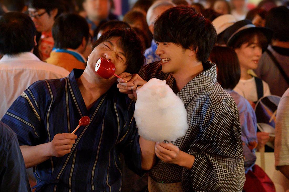 《大叔之愛》五角男男愛情大亂鬥,超甜蜜喜劇觀眾直呼因此愛上BL