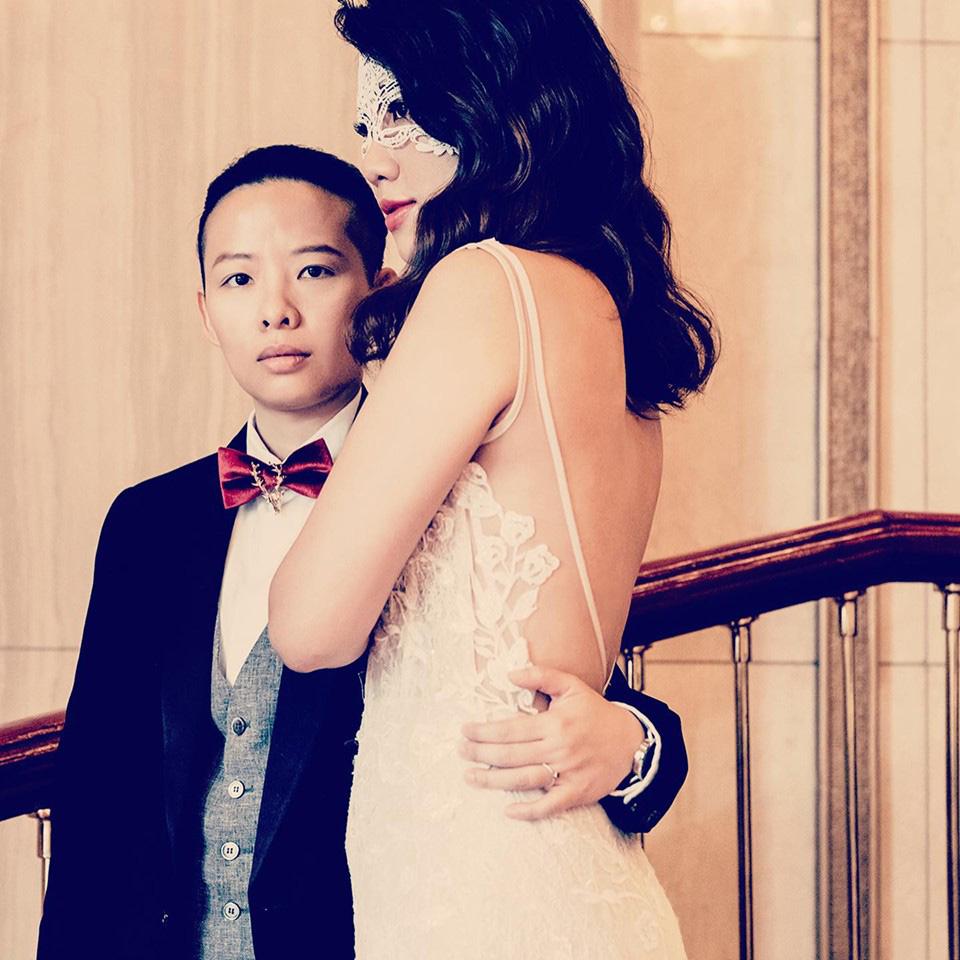 厭世姬結婚一百天,天火沒降,我很幸福