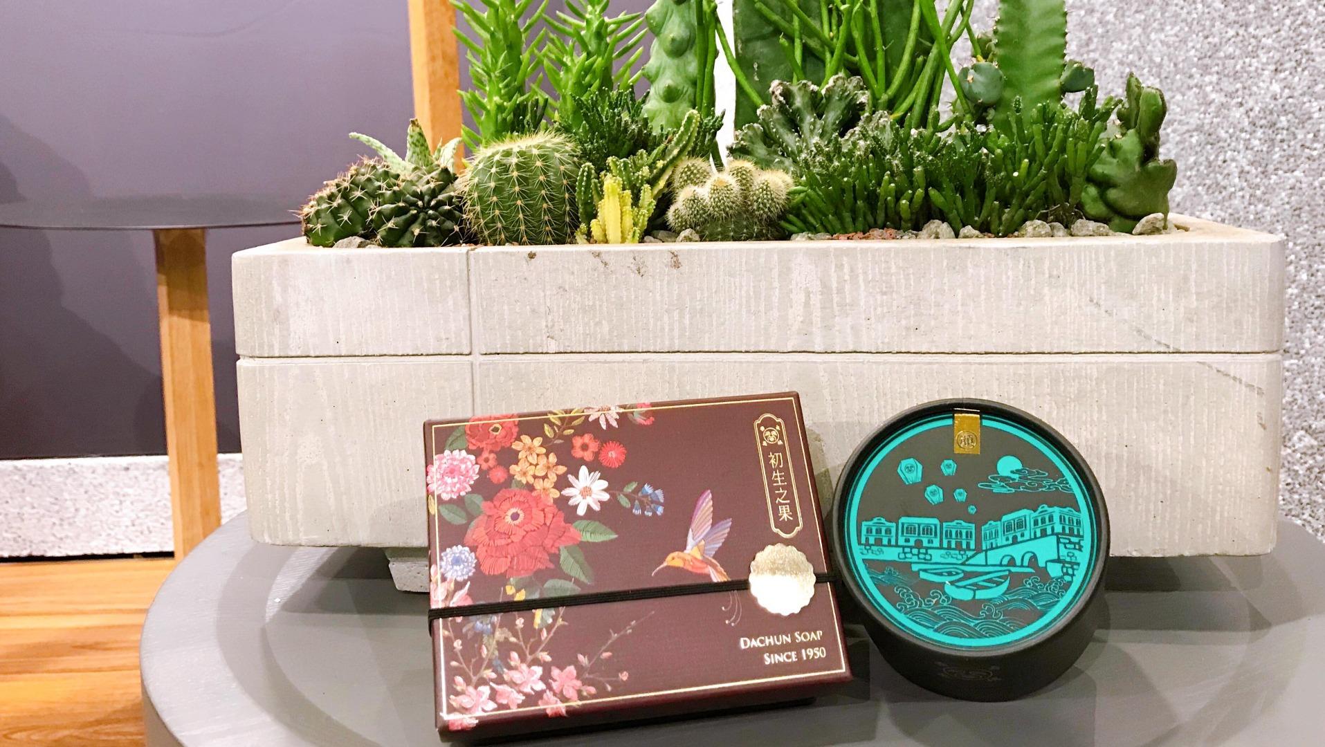 大春煉皂打造城市中的一抹森林氣息,療癒五感,喚醒妳的柔軟內在